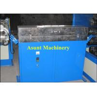 Wholesale PVC Fibre Reinforced Hose Making Machines , 10-25MM PVC Soft Hose Pipe Extruder Machinery from china suppliers