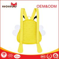 Quality Ultra - Light Anti Lost Personalized Kids Animal Backpack 21.5 * 21cm Bee Style for sale