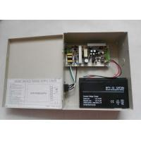 Wholesale Wall Mount CCTV Power Supplies with 13.8V Battery Back-Up , 12VDC 3.5A Power Supply from china suppliers
