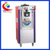 Wholesale Single Handle Commercial Ice Cream Maker Machine 220-240v / 50hz from china suppliers