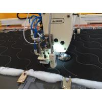 Wholesale 3000RPM Programmable Pattern Sewing Machine For Sewing Car Seat / Baby Carrier from china suppliers