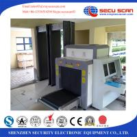 Wholesale FDA Luggage X Ray Security Scanner With Stainless Steel Materials , 200kg Conveyor Load from china suppliers