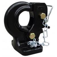 Wholesale 4wd regular pintle hook,bolt-on 5Ton from china suppliers