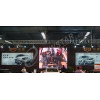 China Full Color Outdoor Rental P16 LED Display Signs With High Brightness , 1R1G1B on sale