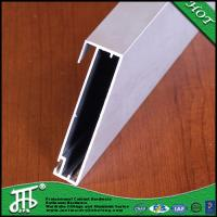 Buy cheap anodizing silver aluminum profile for cabinet glass door frame aluminum profiles with best from wholesalers