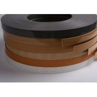 Wholesale wood grain Pvc edge banding tape from china suppliers