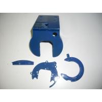Quality Custom Injection Molded Hard Plastic Brackets and Small Parts for sale