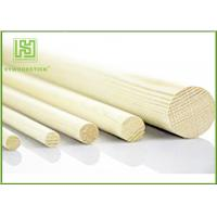 Wholesale Durable Small Natural Wood Sticks Smooth Surface With Different Size from china suppliers