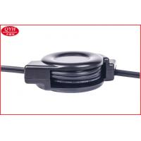 Wholesale VDE To Figure 8 retractable electrical cable ABS Reel for Electric cooker , computer from china suppliers