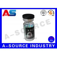 Quality Pharma 10ml Vial Labels Printing Pharmaceutical Packaging For Sterile Injection for sale