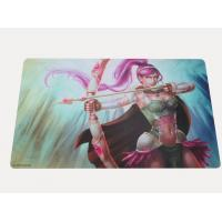 Buy cheap Anti-Slip Natural Rubber Gaming Mouse Mat Durable Washable Sublimation Printing from wholesalers