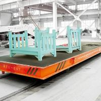 Wholesale Electric railroad transfer vehicle with steel frame for transportation from china suppliers