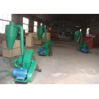 Wholesale Maize Wood Waste GrinderSmash Dry Feed / Wood Pellet Hammer Mill from china suppliers