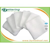 Wholesale Medical Wound Gauze Swabs Absorbent sterile gauze sponge pads100% Cotton Safe Medical Dressing pads from china suppliers