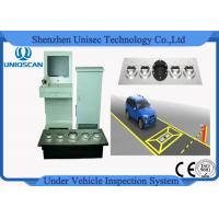 Wholesale UV300F Under Vehicle Inspection System , Vehicle Security System Weather proof from china suppliers