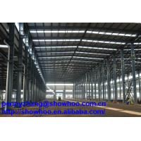 Wholesale Prefabricated steel structural construction from china suppliers