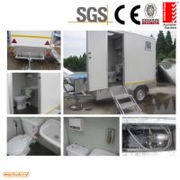 Wholesale portable trailer toilet from china suppliers