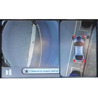 Quality Wide Angle Vehicle Reverse Camera Cystems With Night Vision / IP67, HD Camera for sale