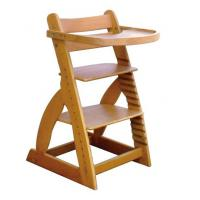Buy cheap Solid Beech wood Baby High chair from wholesalers