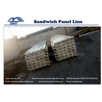 Wholesale Economical Type Continuous Production Line of PU Sandwich Panel from china suppliers