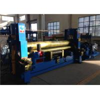 Wholesale Upper Roller Metal Sheets Cylindrical Piece Roller Bending Machine Φ800mm from china suppliers