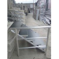 Wholesale Pipe Spigot Connection Aluminum Stage Truss With 5 Steps Stair , Main Tube 50mm from china suppliers