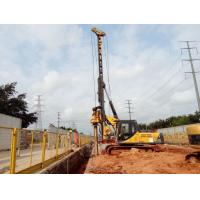 Buy cheap Drilling Rig Equipment / Piling Rig Machine , Max Pile Depth 28m from wholesalers