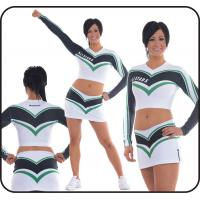 Wholesale 3D Embroidery Cheerleading Sportswear Multi-color from china suppliers
