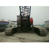 Wholesale 150T hitachi crawler crane for sale KH100 KH300 KH700 KH150 KH125 tractor crane from china suppliers