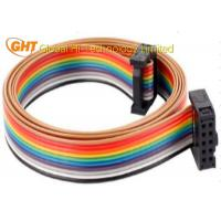 Wholesale Colorful Electrical Flat IDC Ribbon Cable Low Voltage 2 Pin To 60 Pin Available from china suppliers
