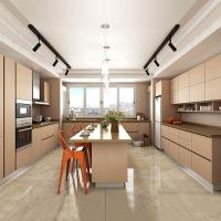 Wholesale Custom Painting Over Melamine Kitchen Cabinets With Quartz Countertops from china suppliers