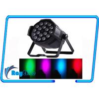 Wholesale 18 x 10 Watt RGBWA LED par light with Multi-voltage internal meanwell PSU for Disco from china suppliers