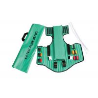 Wholesale Reusable Durable Folding Stretcher , Plastic-Coated Extrication Device ALS-SA03 from china suppliers