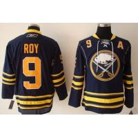 Wholesale BUFFALO Sabres # 9 Roy blue from china suppliers