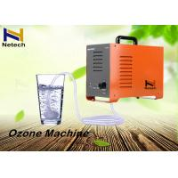 Wholesale Small Home Ozone Generator Air Purifier , 0-30mins Or Working Continuously from china suppliers