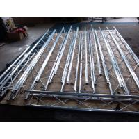 Wholesale Light Duty Aluminum Stage Truss Black Non - Rust / Durable For Exhibition from china suppliers