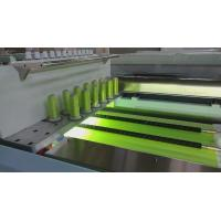 Wholesale Padding Quilting Embroidery Machine , Automated Quilting Machine Dual Rolls from china suppliers