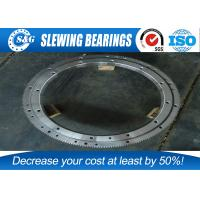 Wholesale Large Diameter Ball Bearing Slewing Ring Crane With Reliable Guide from china suppliers