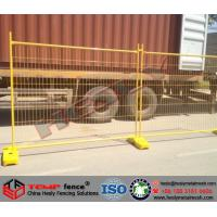 Quality PVC coated Temporary Fence for sale