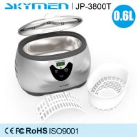 0.6L 35W 42KHz Digital Ultrasonic Cleaner , timer Sunglass Eyewear ultrasonic washing machine