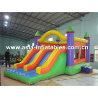 Wholesale hotting sale inflatable bouncer with slide from china suppliers