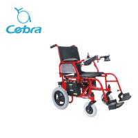 China comfortable design power wheelchair for rehabilitation supplies on sale