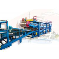 Wholesale Automatic Eps Sandwich Panel Production Line With 6 Rows 3KW from china suppliers
