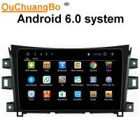 Wholesale Ouchuangbo car radio head unit android 6.0 for Nissan Navara with SWC USB bluetooth gps player from china suppliers