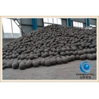 Wholesale Unbreakable High impact value grinding media balls for ball mill and Cement plant from china suppliers