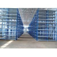 Wholesale Adjustable Middle Duty Warehouse Storage Racks , Steel Industrial Racks And Shelving from china suppliers