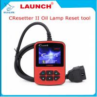 Wholesale Multi-language Launch CResetter II 2 Oil Lamp SAS Reset tool Launch code reader scanner from china suppliers