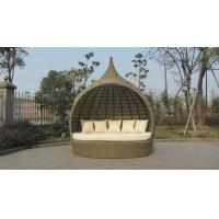 Wholesale Poolside Outdoor Rattan Daybed from china suppliers