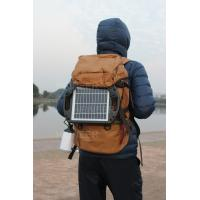 Wholesale Portable solar power system with high lumen Samsung LED chips,5V 1A USB output from china suppliers