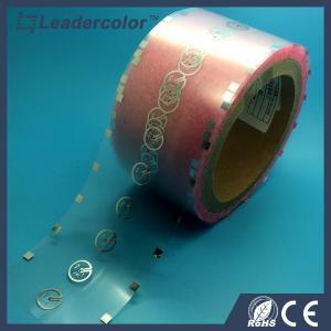Buy cheap 860~960Mhz UHF RFID Inlay Mini Round diameter 12mm Impinj Monza 4E J41 from wholesalers